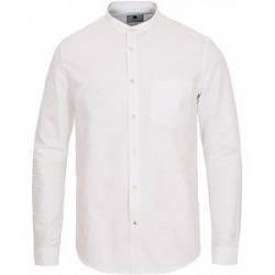 NN07 Eske 5910 Oxford Shirt White