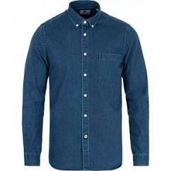 NN07 Falk 5849 Denim Shirt Navy