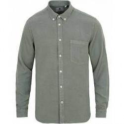NN07 Falk 5969 Tencel Shirt Green