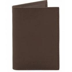 NN07 Leather Cardholder Brown