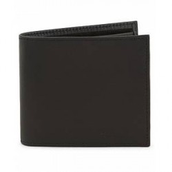NN07 Leather Wallet Black