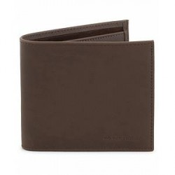 NN07 Leather Wallet Brown