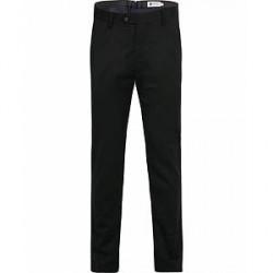 NN07 New Theo 1249 Wool Trousers Black