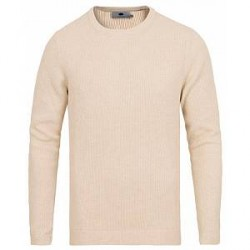 NN07 Phil Cotton Ribbed Crew Neck Kit