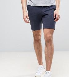 Noak Slim Fit Jersey Shorts - Navy