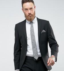 Noak Super Skinny Suit Jacket in Black - Black