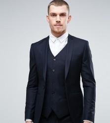 Noak Super Skinny Suit Jacket - Navy