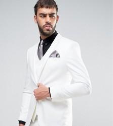 Noak Super Skinny Suit Jacket - Stone
