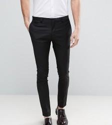 Noak Super Skinny Suit Trousers - Black