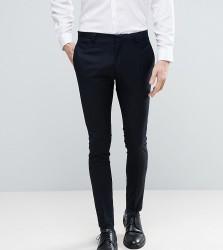 Noak Super Skinny Suit Trousers - Navy