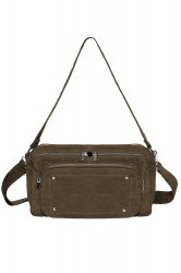 Noella - Taske - Cali Crossover Bag - Army Green