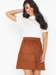 Noisy May Nmlauren Skirt Color Mini nederdele