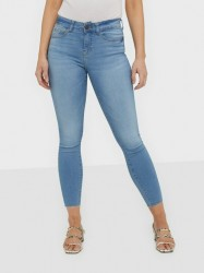 Noisy May Nmlucy Nw Skinny Ank Jeans AZ105LB Skinny fit