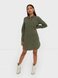 Noisy May Nmsophie L/S Short Dress Langærmede kjoler
