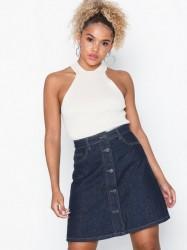 Noisy May Nmsunny Shortdnm Skater Skirt GU027 Mini nederdele