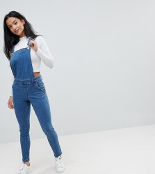 Noisy May Petite Dungaree - Blue