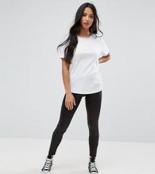 Noisy May Petite Legging - Black
