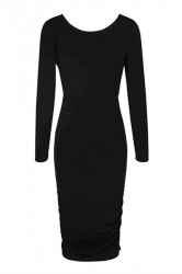 NORR by Erbs - Kjole - New Nella Dress - Black