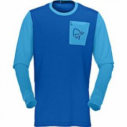 Norrøna Fjørå Equaliser Lightweight Long Sleeve (M)