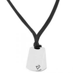 Northern Jewelry Halskæde i 925s-Sølv med Hundetegn