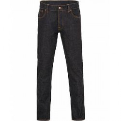 Nudie Jeans Dude Dan Organic Slim Fit Jeans Dry Comfort Dark