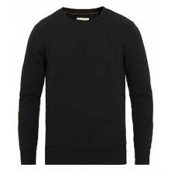 Nudie Jeans Evert Light Sweatshirt Black