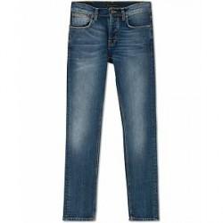 Nudie Jeans Grim Tim Organic Jeans Sentimental Orange