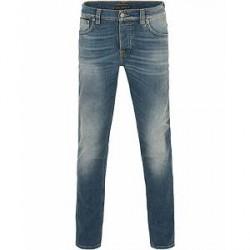 Nudie Jeans Grim Tim Organic Slim Fit Jeans Conjunctions