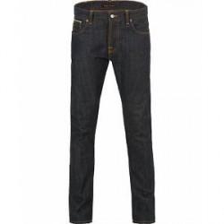 Nudie Jeans Grim Tim Organic Slim Fit Jeans Dry Selvage