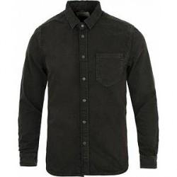 Nudie Jeans Henry Blackened Indigo Shirt Black/Bue