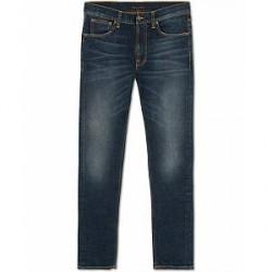 Nudie Jeans Lean Dean Organic Jeans Dark Blues