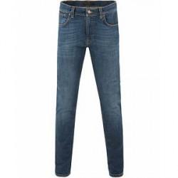Nudie Jeans Lean Dean Organic Slim Fit Stretch Jeans Mellow O