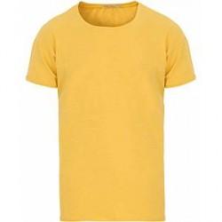 Nudie Jeans Roger Slub Tee Sun Yellow