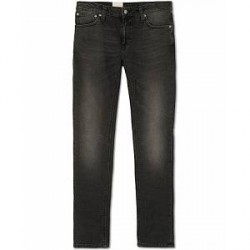 Nudie Jeans Skinny Lin Organic Jeans Black Movement