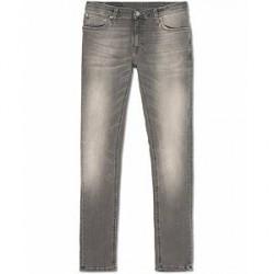 Nudie Jeans Skinny Lin Organic Jeans Easy Grey