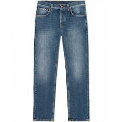 Nudie Jeans Sleepy Sixten Organic Jeans Celestial Orange