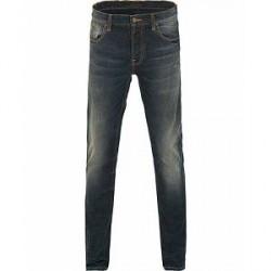 Nudie Jeans Tilted Tor Organic Slim Fit Jeans Dark Dusk