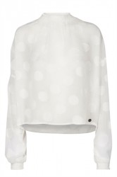 Nümph - Bluse - Ailla Blouse - Bright White