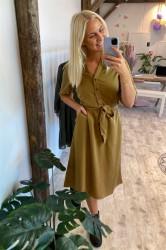 Nümph - Kjole - Bethoc Dress - Bronze