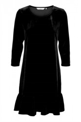 Nümph - Kjole - Cockyapple Dress - Caviar