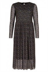 Nümph - Kjole - Nufreja Dress - Caviar