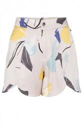 Nümph - Shorts - Brona Shorts - Cloud Gray