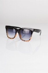 Nümph - Solbriller - Kaylen Sunglasses - Black/Brown
