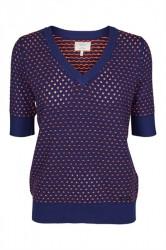 Nümph - Strik - Brynn Knit - Blue Print