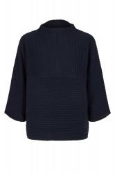 Nümph - Strik - Irmelin O-neck Pullover - Saphire