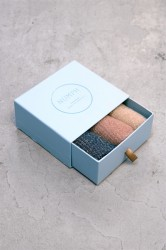 Nümph - Strømper - Annora 3-Pak Glitter Socks - Multi Glitter
