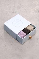 Nümph - Strømper - Kingcity 3-Pak Glitter Socks - Multi Glitter
