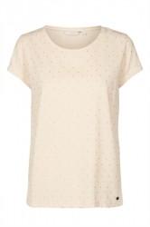 Nümph - T-shirt - New Gry T-shirt - Pastel Rose Tan