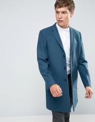 Number Eight Savile Row Overcoat - Green
