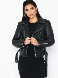 NuNoo Leather Jacket Læderjakker